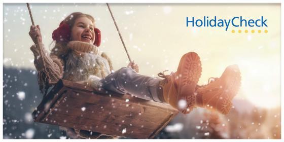 HolidayCheck Gutschein zum Drucken 100,00 € Dekor 12